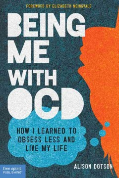 Being Me With OCD, book cover