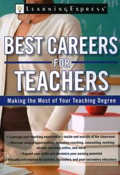 Mejores carreras para profesores, portada del libro