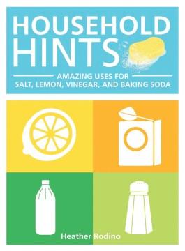 Consejos para el hogar, portada de libro