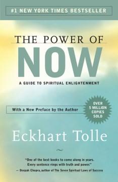 El poder del ahora, portada del libro