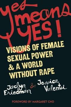 ¡Sí significa sí !, portada del libro
