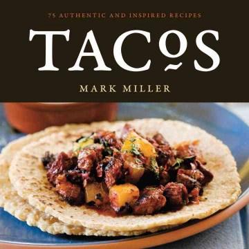 Tacos, book cover