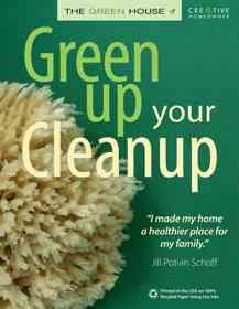 Green-up your Cleanup, book cover