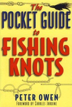 The Pocket Guide to Fishing Knots, book cover