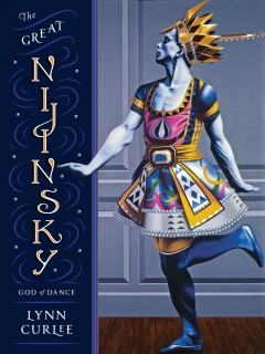 The Great Nijinsky: God of Dance, book cover