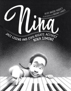 Nina : Jazz Legend and Civil-rights Activist Nina Simone, book cover