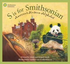 S Is for Smithsonian, book cover