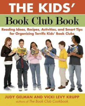 Libro del club de lectura para niños, portada del libro