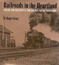 Ferrocarriles en Heartland, portada del libro