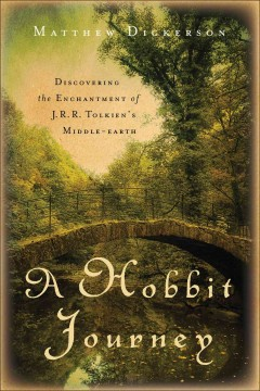 A Hobbit Journey, book cover