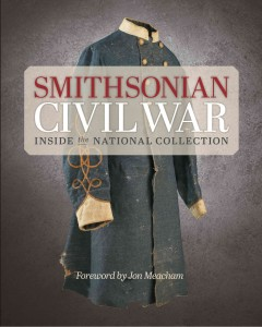 Smithsonian Civil War, book cover