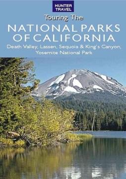 Recorriendo los parques nacionales de California: Death Valley, Lassen, Sequoia y King's Canyon, Yosemite, portada del libro