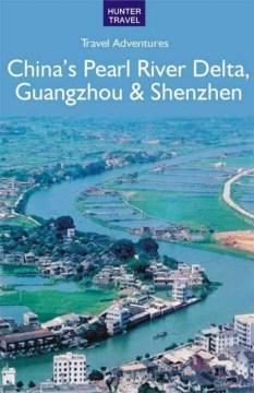 Delta del río Pearl de China, Guangzhou y Shenzhen, portada del libro