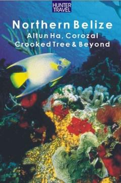 Norte de Belice, portada del libro