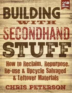 Construyendo con cosas de segunda mano, portada de libro