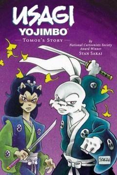 Usagi Yojimbo, portada del libro