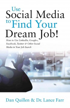 Use Social Media to Find your Dream Job!, book cover