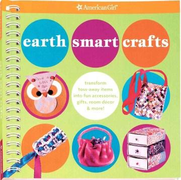 Earth Smart Crafts, portada de libro