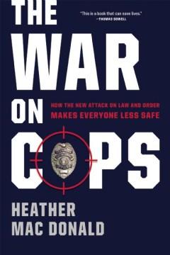 The War on Cops, portada del libro
