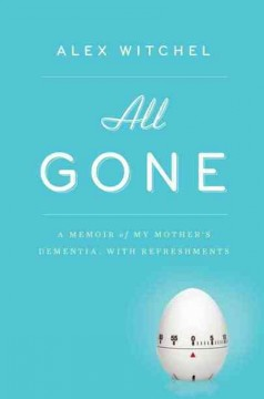 All Gone, portada del libro