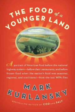 Book cover for The Food of a Younger Land