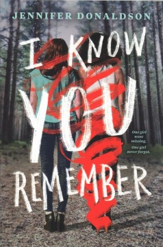 I Know You Remember, book cover