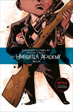 The Umbrella Academy, Vol. 2: Dallas, book cover