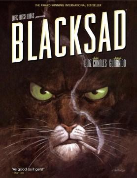 Blacksad, book cover