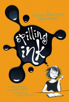 Spilling Ink, book cover