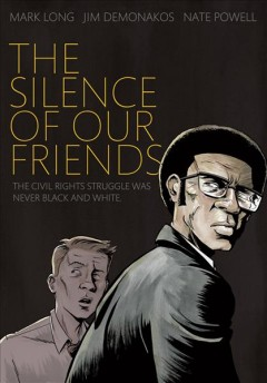 The Silence of Our Friends, book cover