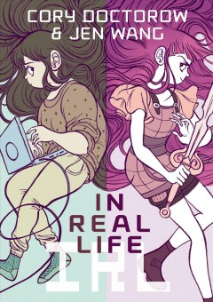 In Real Life, book cover