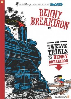 Benny Breakiron: The Red Taxis, book cover
