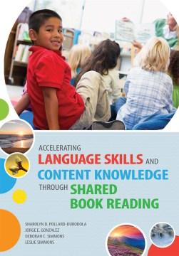 Habilidades lingüísticas y conocimiento del contenido a través de la lectura de libros compartidos, portada del libro