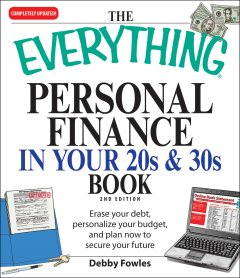 The Everything Personal Finance in your 20s & 30s Book, book cover