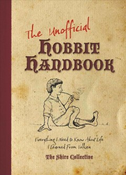 The Unofficial Hobbit Handbook, book cover