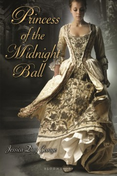 Princesa del baile de medianoche, portada del libro