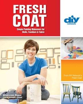 Fresh Coat, portada de libro