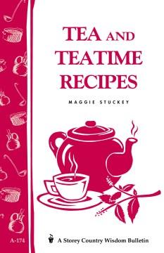 Tea and Teatime Recipes, book cover