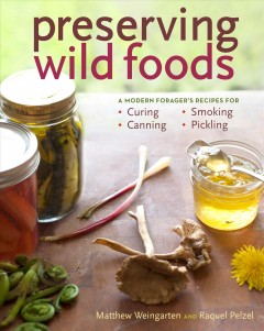 Preserving Wild Foods, book cover