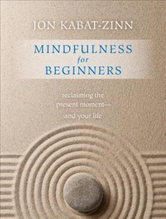 Mindfulness for Beginners, book cover