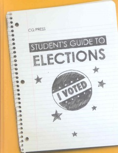 Student's Guide to Elections, book cover