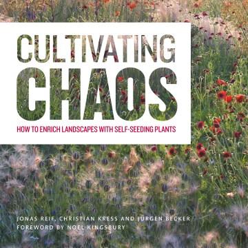 Cultivando el caos, portada del libro
