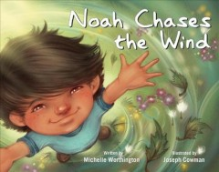 Noah Chases The Wind, book cover