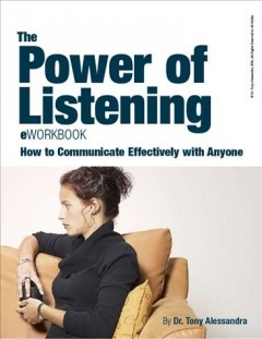 The Power of Listening, book cover