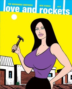 Love and Rockets: New Stories #6, book cover