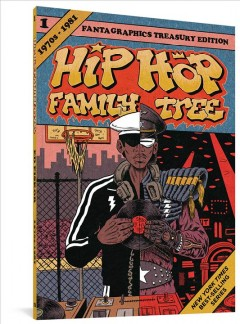 Hip Hop Family Tree, book cover
