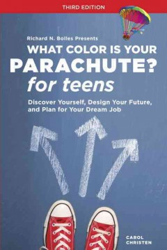What Color is Your Parachute? for Teens, book cover