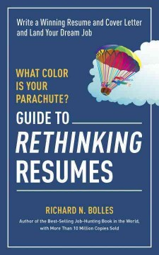 What Color Is your Parachute? Guide to Rethinking Resumes, book cover