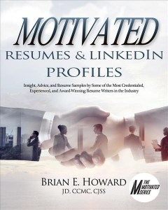 Motivated Resumes & LinkedIn Profiles!, book cover
