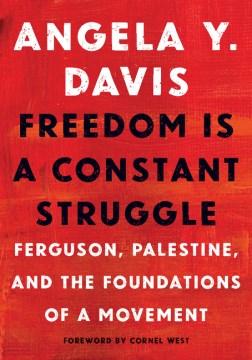 自由是永恆的奮鬥,書的封面
